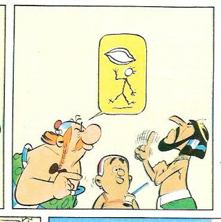 Obélix habla egipcio